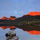 Cradle Mountain Awakening by tinnieopener