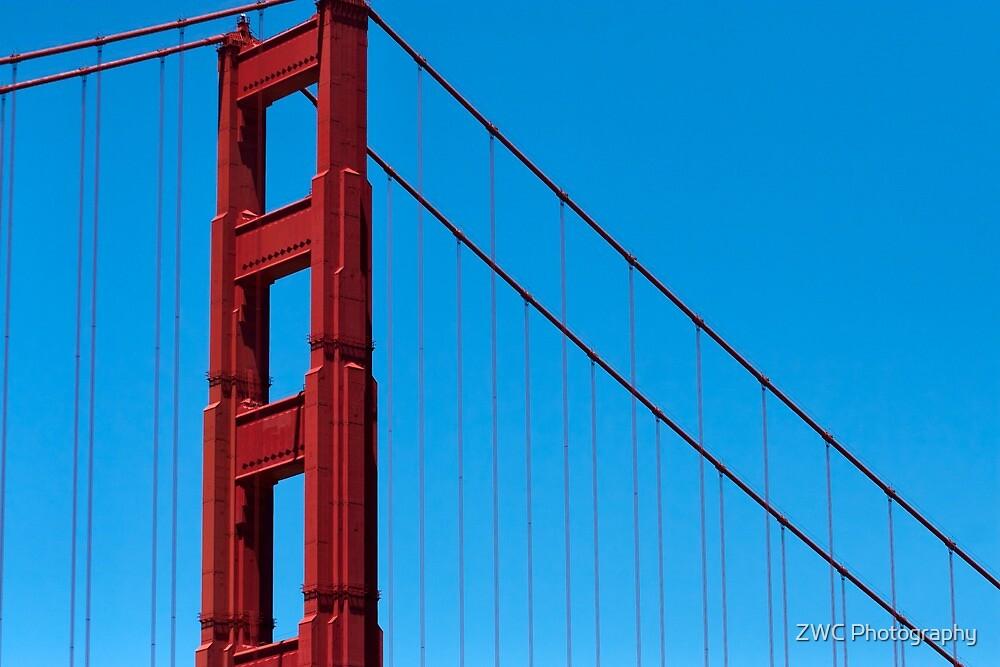 Golden Gate Bridge by ZWC Photography
