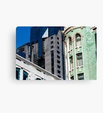 San Francisco Architecture II Canvas Print