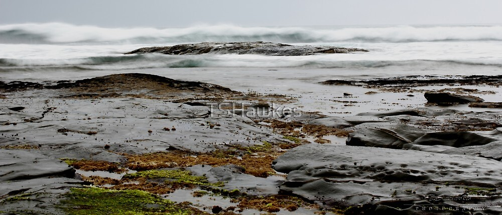 A Rocky Beach - Apollo Bay, Victoria, Australia by TSHawkes