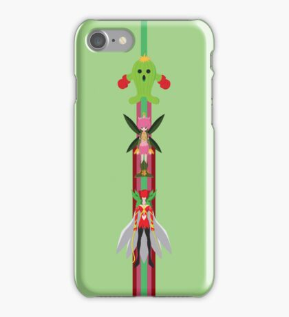 Cactus = Flower? iPhone Case/Skin