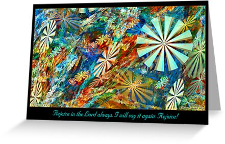 Rejoice! by Missy Gainer