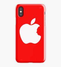 Hitchcock - Apple Logo iPhone Case