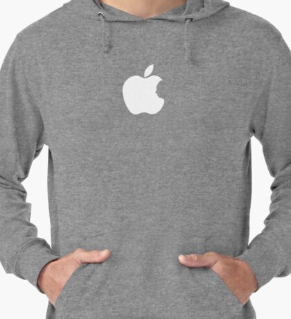 Hitchcock - Apple Logo Lightweight Hoodie