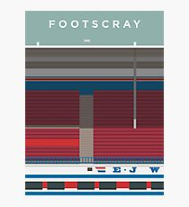 Footscray Photographic Print