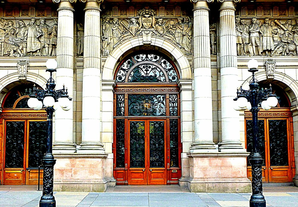 Glasgow City Chambers by ©The Creative  Minds