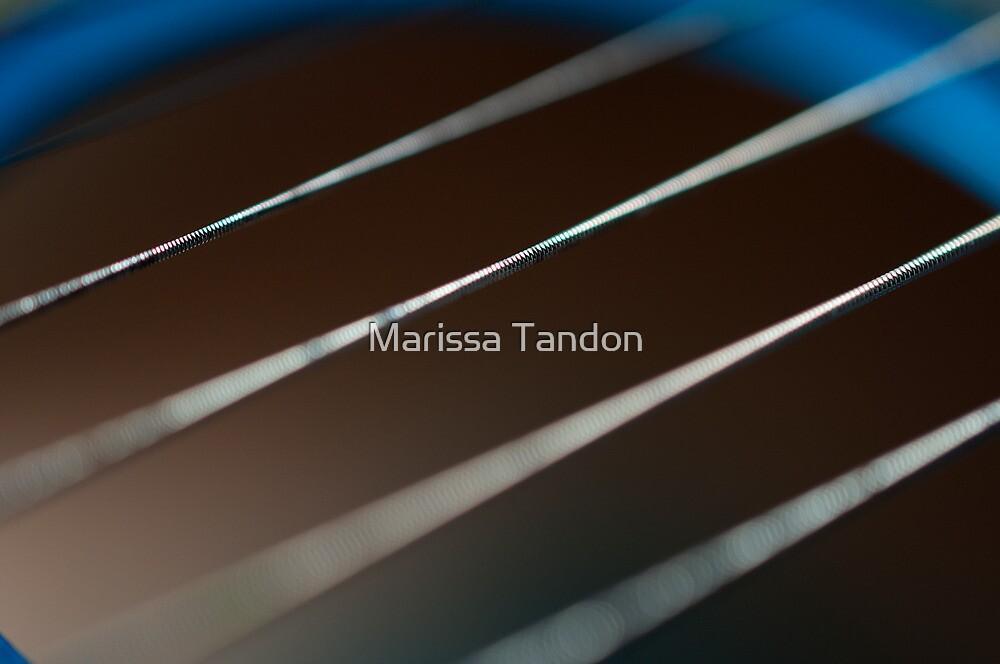 Strings  by Marissa Tandon