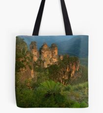 The Sisters with fernery Tote Bag