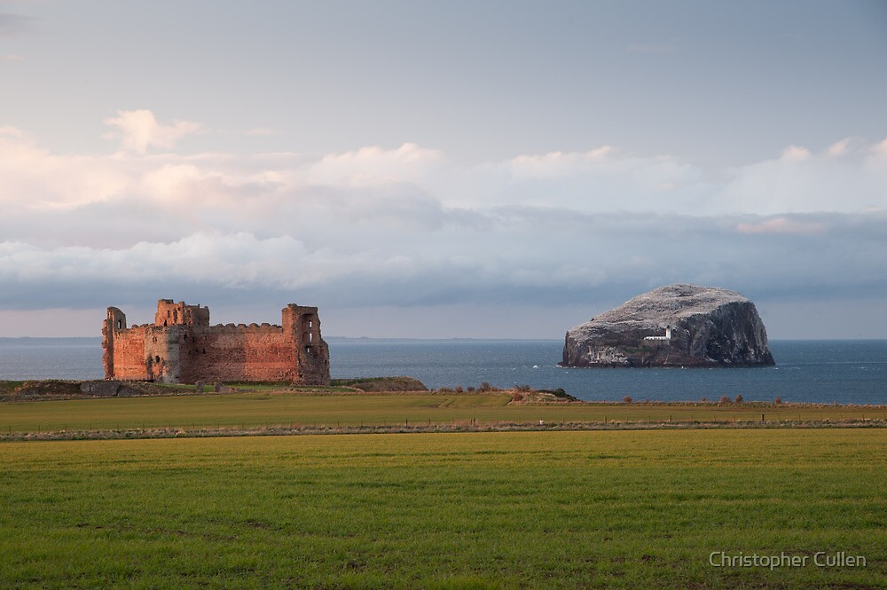 Tantallon and the Bass by Christopher Cullen