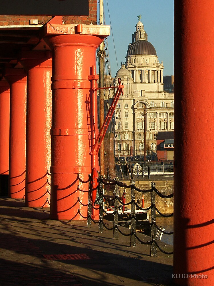 Albert Dock, Liverpool by KUJO-Photo