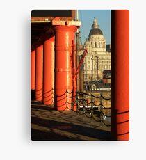 Albert Dock, Liverpool Canvas Print