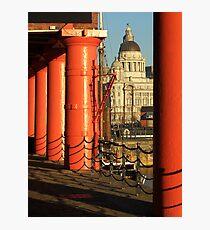 Albert Dock, Liverpool Photographic Print