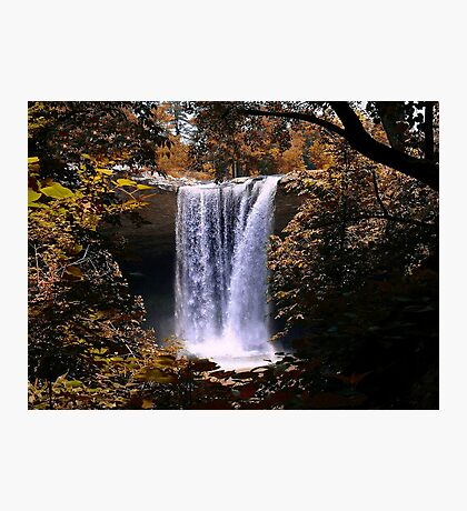 The Falls Of Noccalula Photographic Print