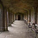 Of Pillars and Benches by Darren Glendinning