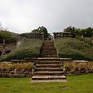 Stairs in the Rain by Darren Glendinning