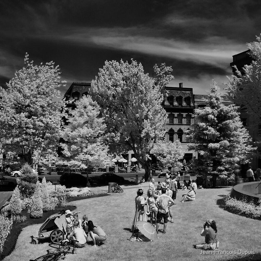 Sherbrooke by Jean-François Dupuis