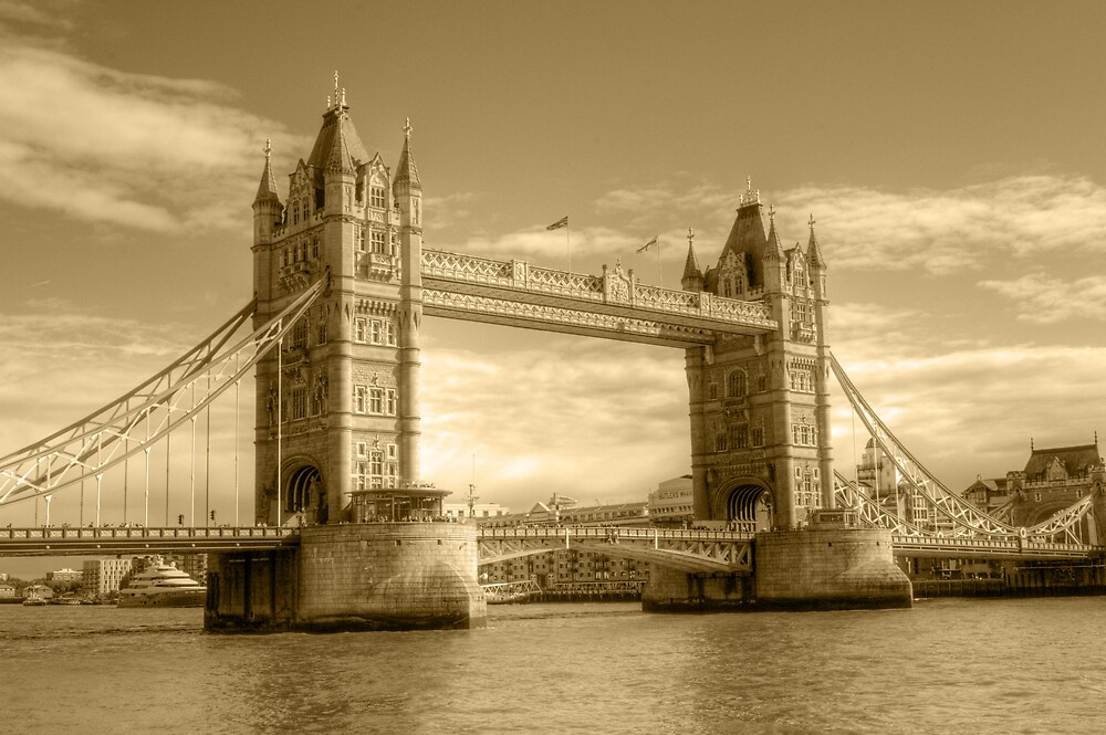 Tower Bridge by Chris Day