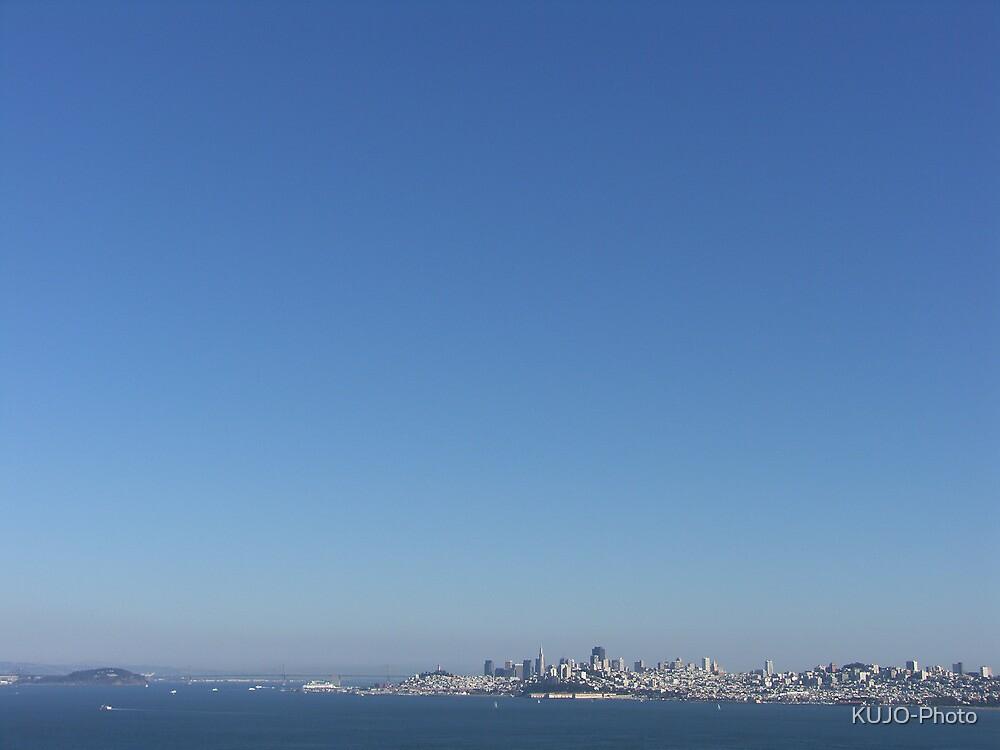 San Francisco by KUJO-Photo