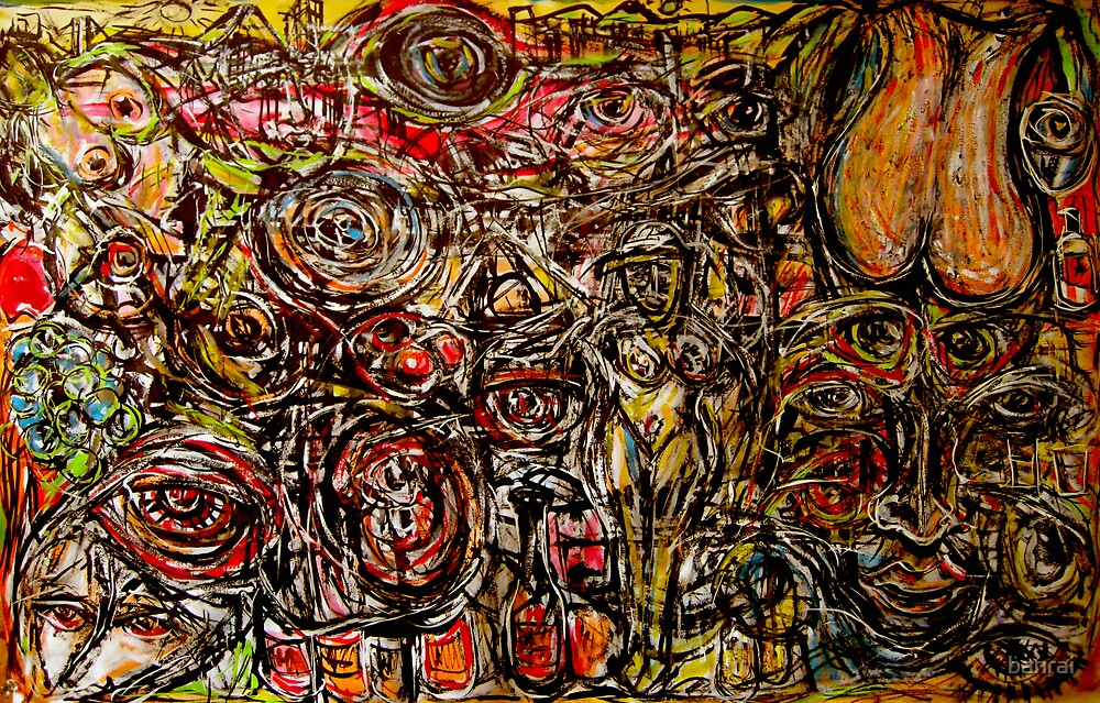 dreamscape.... final piece by banrai