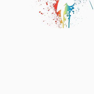 Rainbow Dash's Cutie Mark by tyko2000