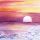 Sunset series - Horizon by bettymmwong