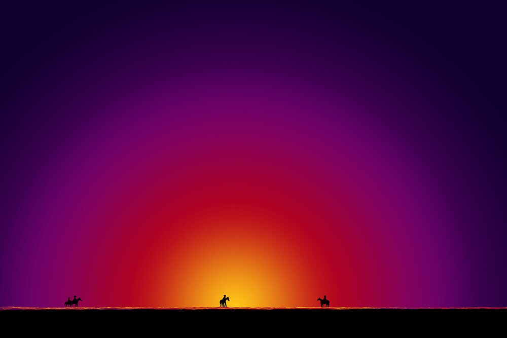 Plains by Ken Slabach