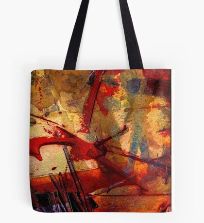 In Wisdom Valley Tote Bag