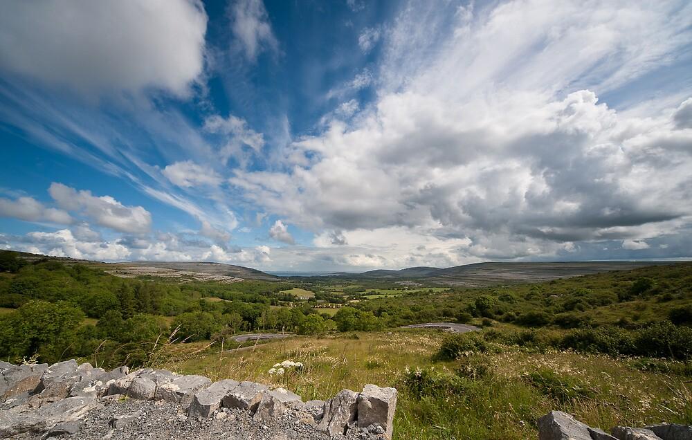 Irish cloudscape  by filipmije