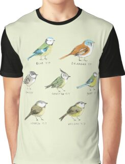 The Tit Family Graphic T-Shirt