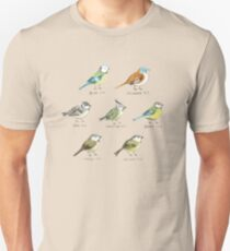 The Tit Family Unisex T-Shirt