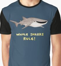 Whale Sharks Rule! Graphic T-Shirt