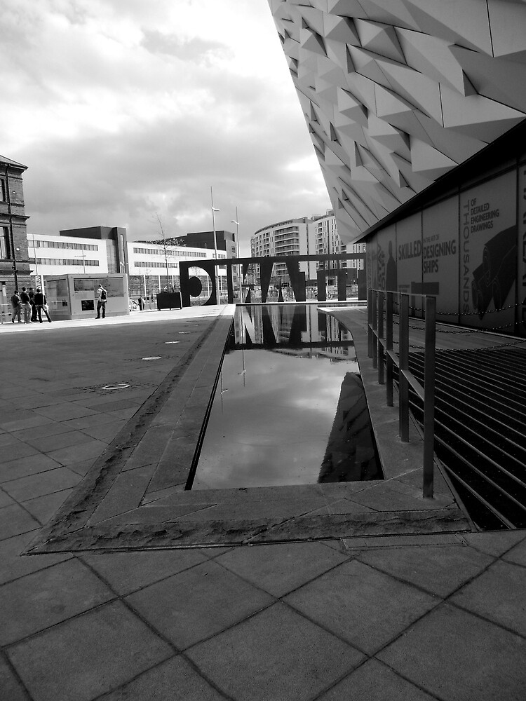 new titanic centre by Kevin McLaughlin
