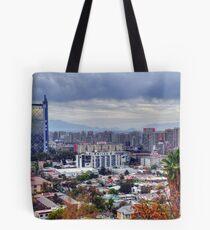 HDR, Santiago de Chile, Tote Bag