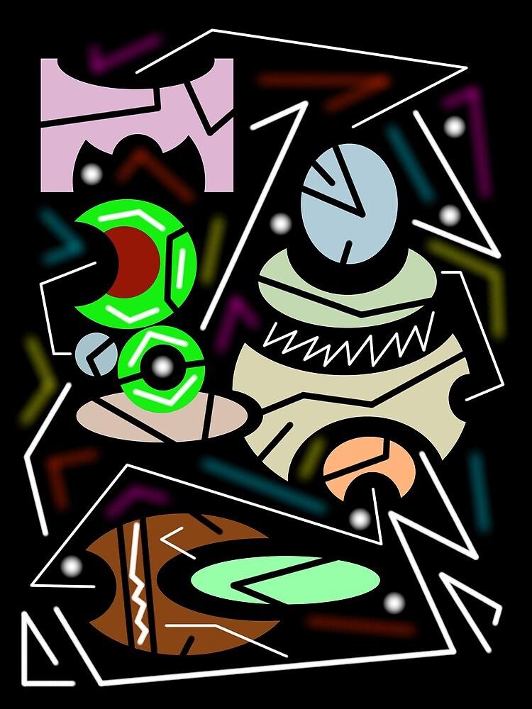 abstract urban 11 by dar geloni