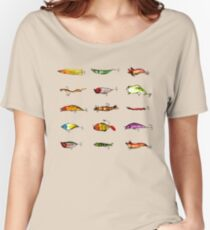 Lures Women's Relaxed Fit T-Shirt