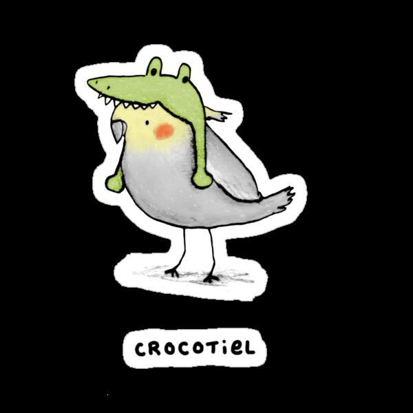 Crocotiel by Sophie Corrigan