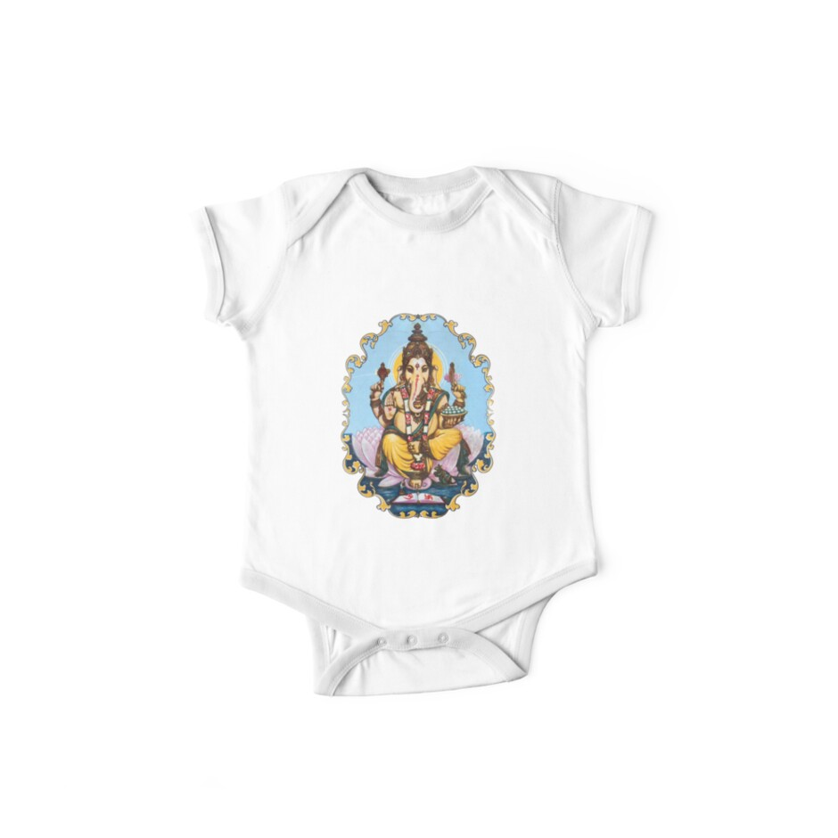 Ganesha by lucky8ball