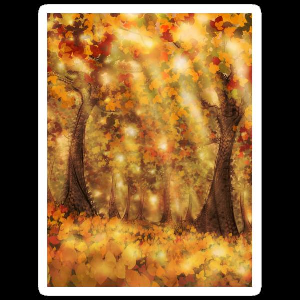 Autumn Dream by SimonHaiduk