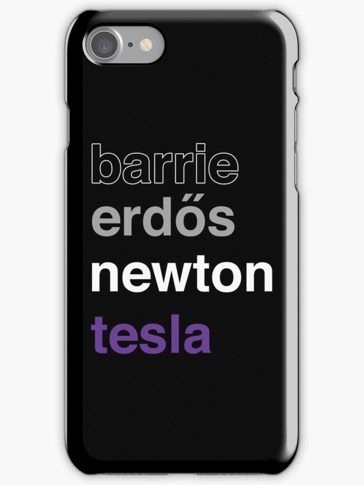 barrie erdős newton tesla by prospero