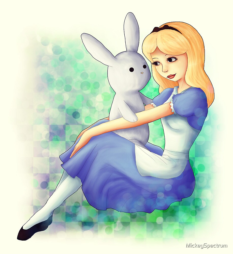 You're Not My Rabbit.  by MickeySpectrum