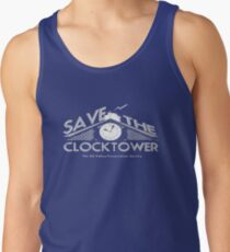 Save the Clock Tower Tank Top