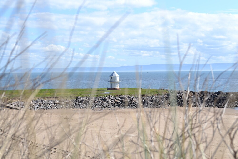 Trecco Bay,  lighthouse view by AngieD3100
