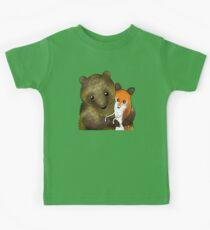 Timothy & Foxy Kids Tee