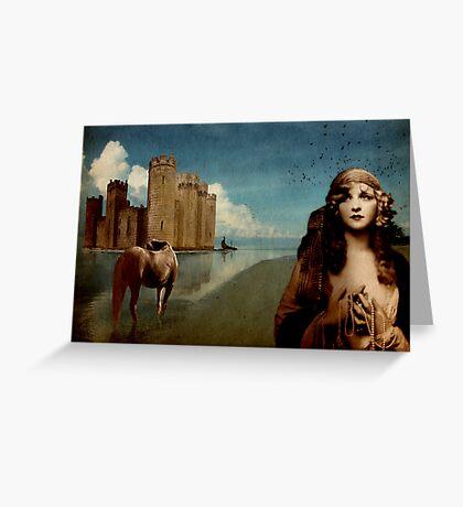 The Wonder Of Dreams Greeting Card