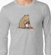 Grizzly Hugs Long Sleeve T-Shirt