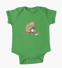 Grizzly Hugs One Piece - Short Sleeve