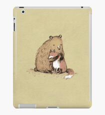 Grizzly Hugs iPad Case/Skin