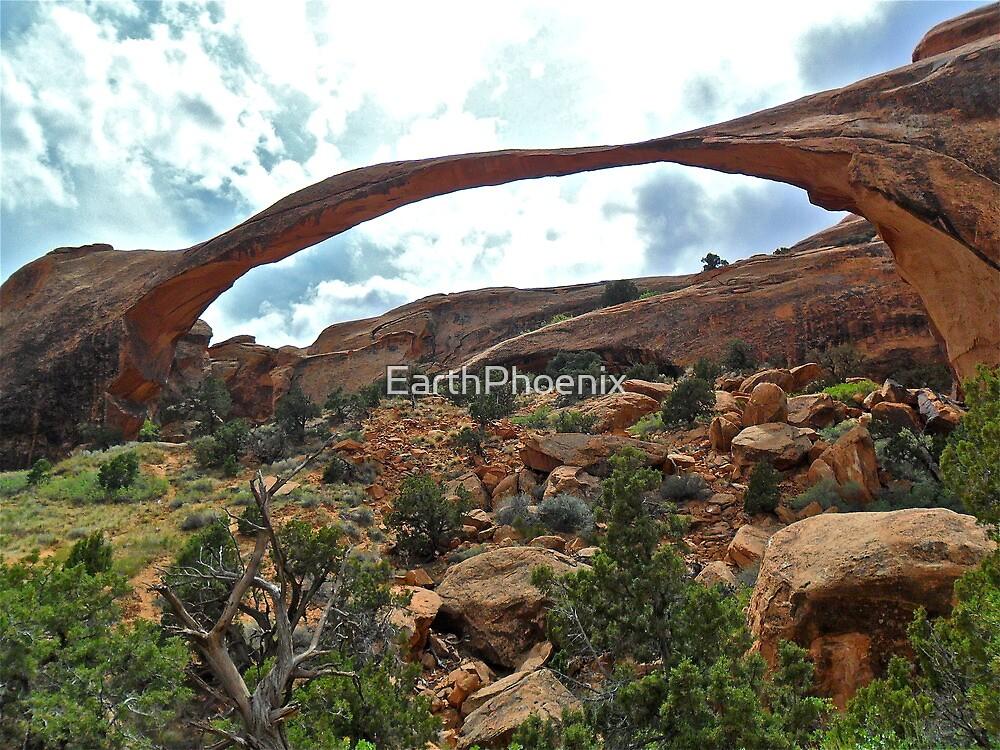 Landscape Arch by EarthPhoenix