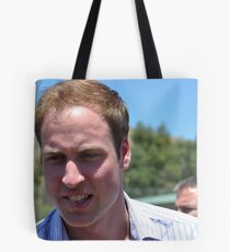 Prince William Tote Bag