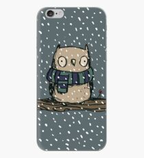 Chilly Owl iPhone Case